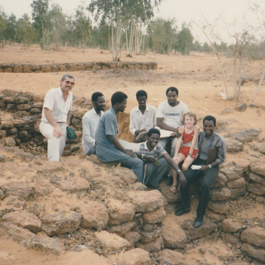 Niger River Valley (Niger), 1987